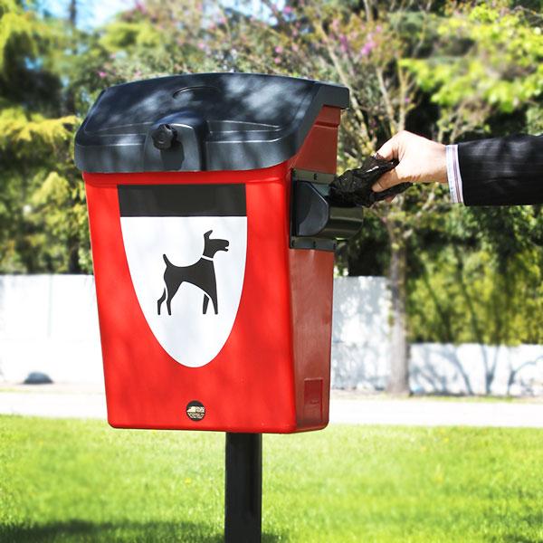 Cestini raccolta deiezioni canine RETRIEVER FIDO 25